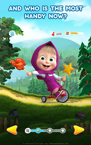 Masha and the Bear: Climb Racing and Car Games 0.0.3 screenshots 19