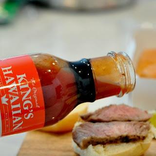 King's Hawaiian Pork Steak Sliders