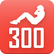300 sit-ups abs workout. Be Stronger‏