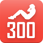 300 abs workout. Be Stronger Icon