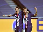 Neymar test positief voor coronavirus en mist mogelijk openingswedstrijd Ligue 1
