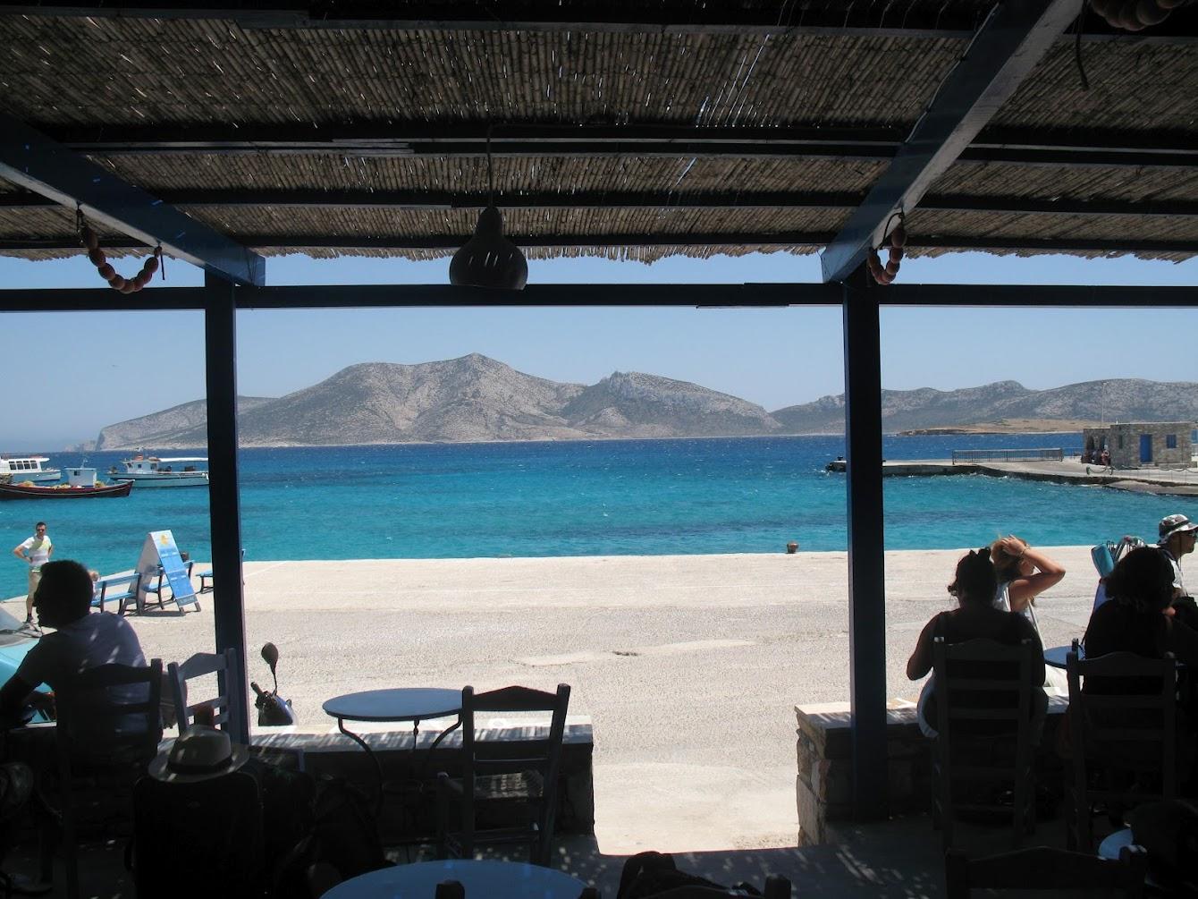 Grecia (I): Islas Cícladas. De Amorgós a Koufunissi