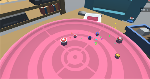 Spin Blade IO 1.0.0 screenshots 4