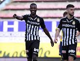 Un joueur superflu du Sporting de Charleroi en passe de rejoindre Sochaux