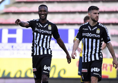 Adama Niane quitte Charleroi pour la France