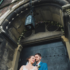 Wedding photographer Anastasiia Chepinska (chepinska). Photo of 30.06.2018