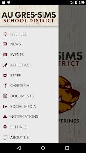 Au Gres-Sims - náhled