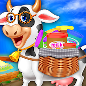 Dry Milk Factory Simulator – Cooking Mania