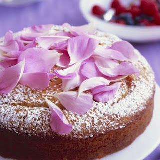 Floral Sponge Cake