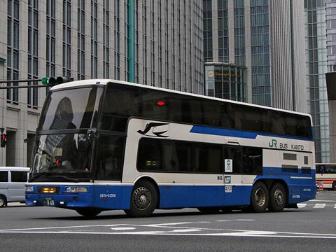 JRバス関東「ドリーム号」 868