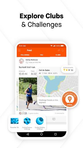 Strava: Track Running, Cycling & Swimming screenshot 5