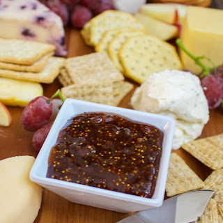 Homemade Boursin Cheese.