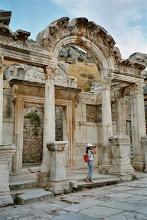 Photo: Hadriánův chrám