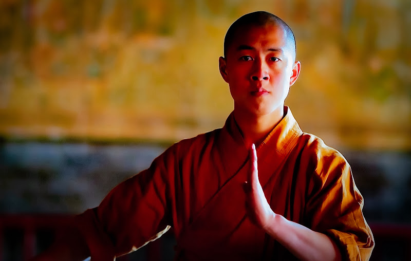 il monaco di antography