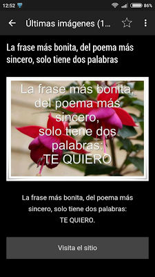 Imagenes con Frases de Amor - screenshot