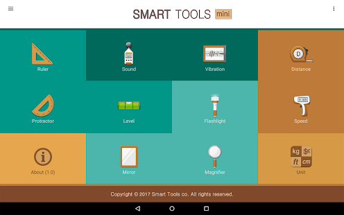 Smart Tools mini- screenshot thumbnail