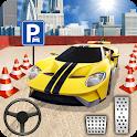 US Smart Car Parking 3D - City Car Park Adventure icon