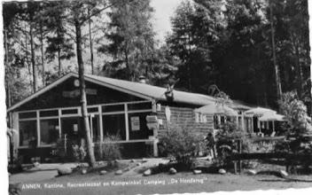 "Photo: Camping ""D Hondsrug"", kantine"