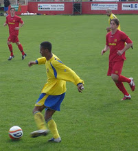 Photo: 27/08/11 v St Albans City (Southern League Premier Div) 2-0 - contributed by Gyles Basey-Fisher