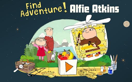 Find Adventure Alfie Atkins