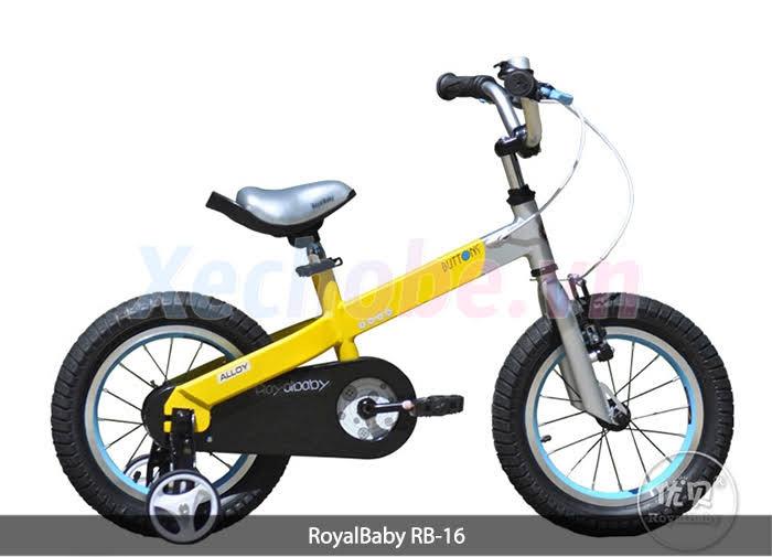 xe đạp cho bé thương hiệu royal baby