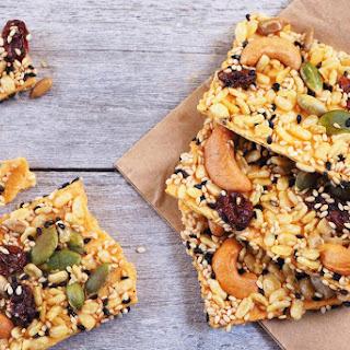 Honey Sesame Seed Bars Recipes