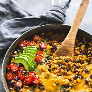 One Pot Enchilada Orzo