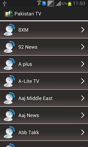 Pakistan TV Channels Online