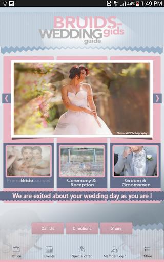 BRUIDS-gids WEDDING-guide