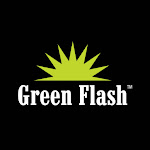 Logo of Green Flash Hop Head Read With Amarillo