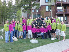 Photo: Peak Vision Diamond Trip June 2013 Breckenridge CO