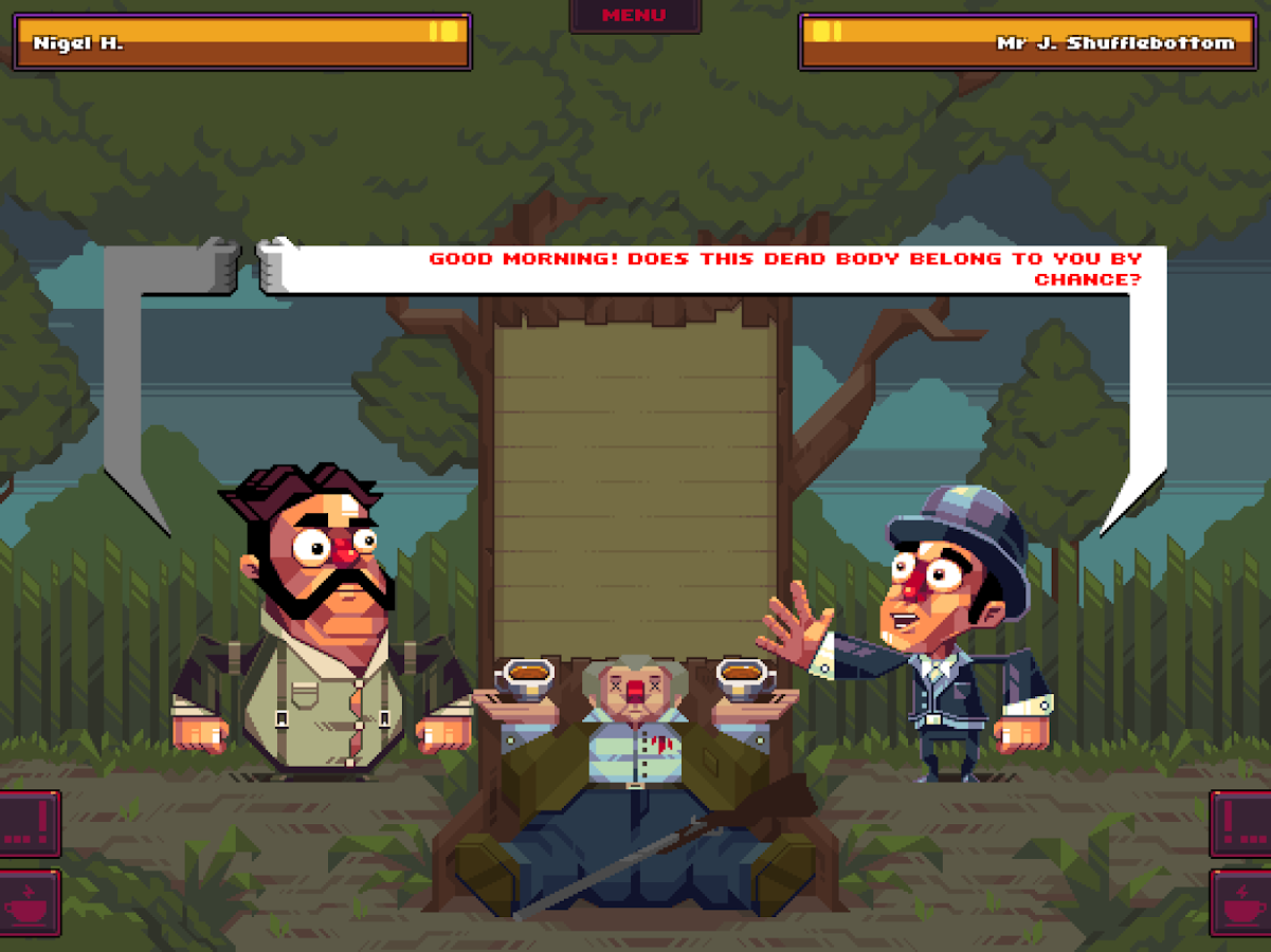 Oh...Sir! The Insult Simulator- screenshot