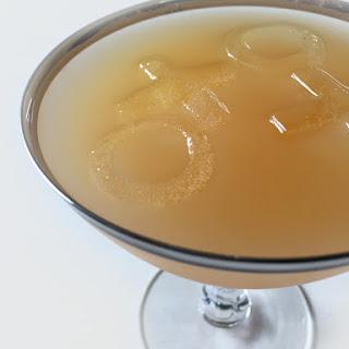 Four-Citrus Champagne Punch.