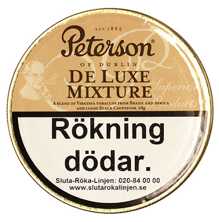 Peterson De Luxe Mixture 50 gr