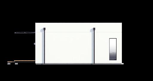 D193A - Elewacja lewa