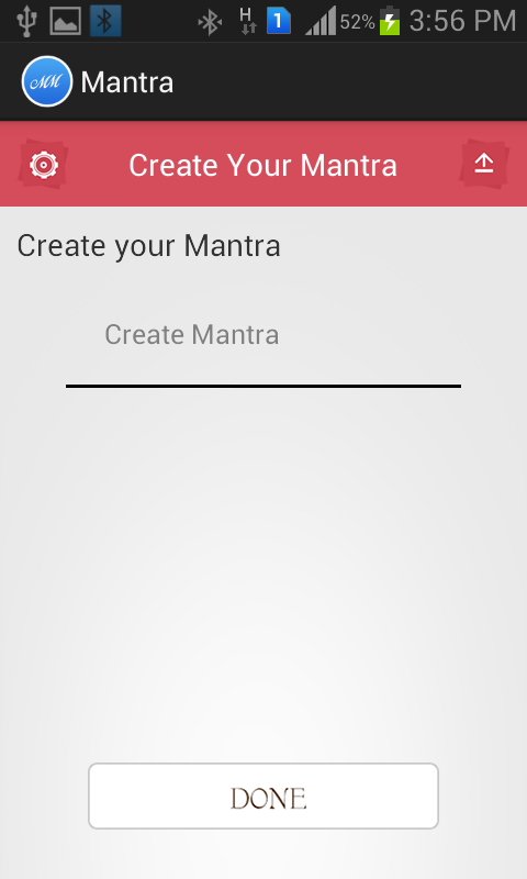 My Mantra Free- screenshot