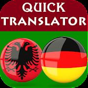 Albanian German Translator
