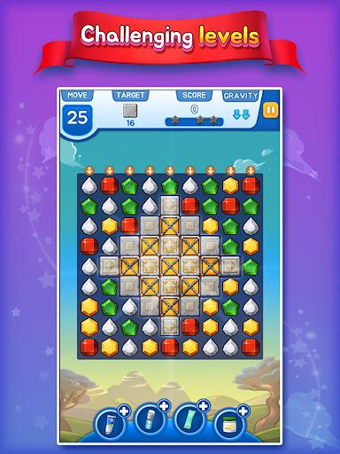 Pin-up Match 3 Puzzle Game 1.13.0 screenshots 2
