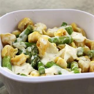 Tortellini-Asparagus Salad