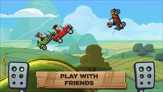 Hill Climb Racing 2 Cho Android
