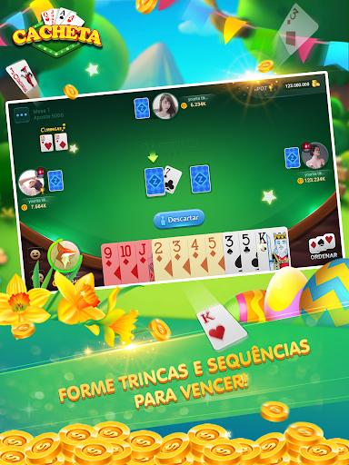 Cacheta - Pife - Pif Paf - ZingPlay Jogo online screenshots 12