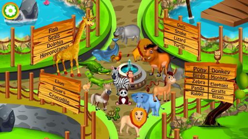 Girls Fun Trip - Animal Zoo Game  screenshots 1