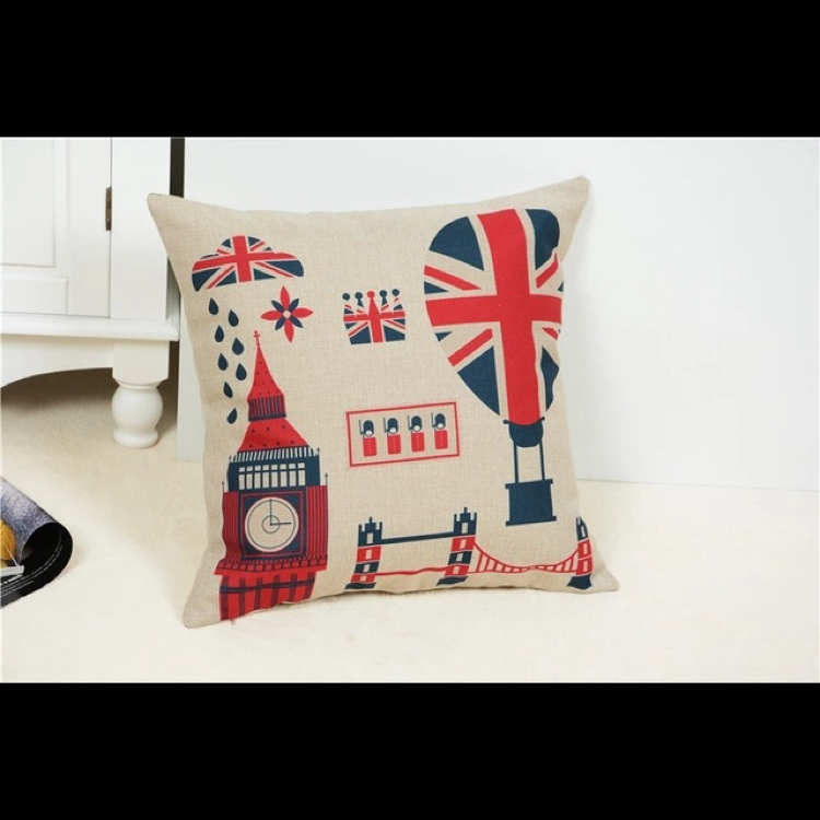Sofa Cushion Throw Pillow Case Cover