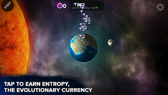 Cell to Singularity MOD Apk 4.74 (Unlimited Money) 1