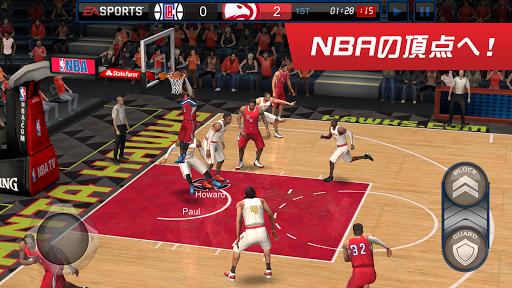 玩免費體育競技APP|下載NBA LIVE Mobile バスケットボール app不用錢|硬是要APP