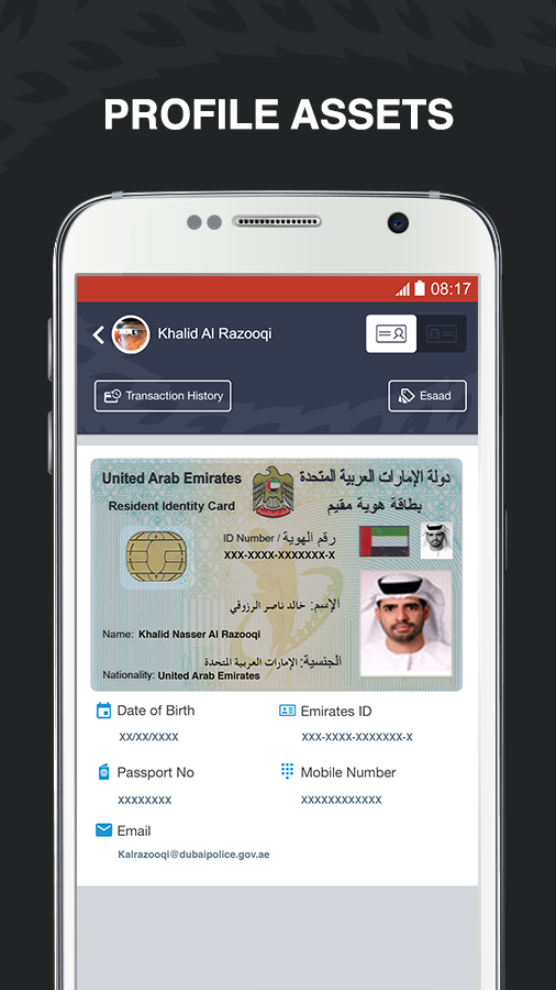 DUBAI POLICE- screenshot