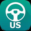 DMV Hub - 2021 Driving Test icon