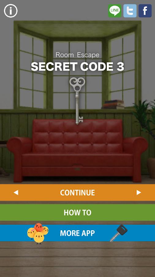 Escape Room Secret Code  Hints