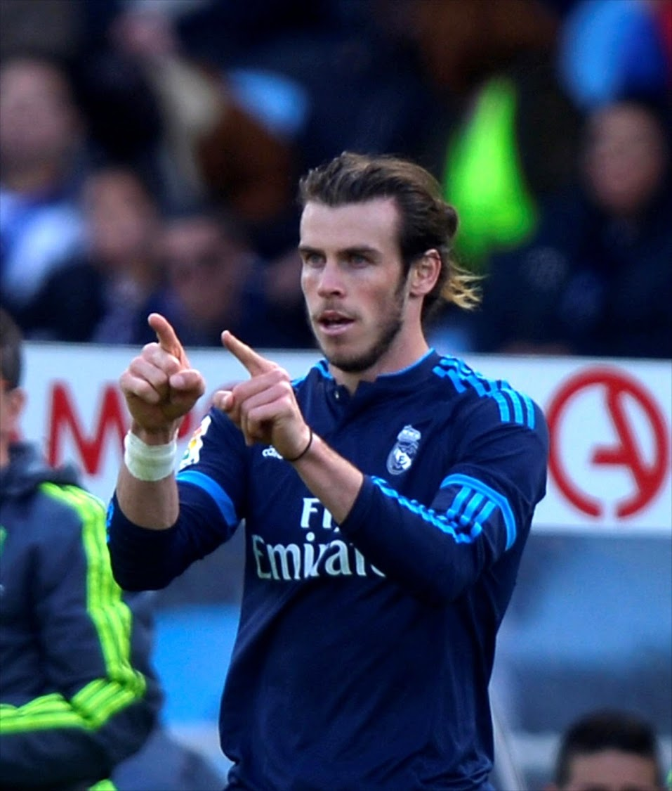 Real Madrid's Gareth Bale. Picture: REUTERS/VINCENT WEST