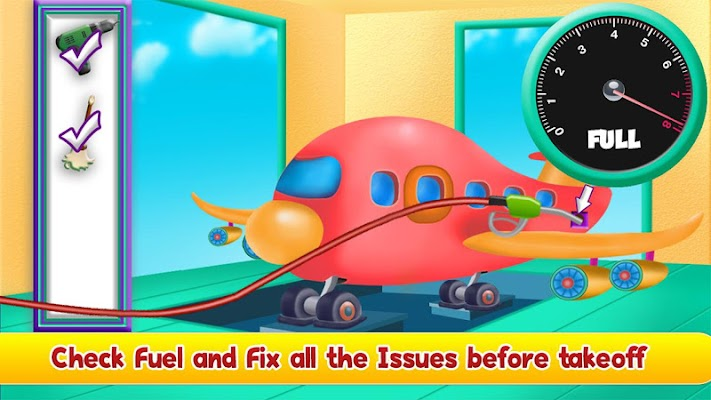 Baby Airport Adventure - Free - screenshot